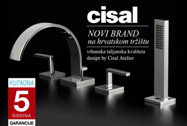CISAL- revolucija na hrvatskom tržištu!