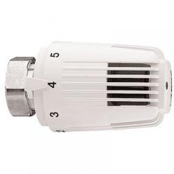 Termostatski ventil s termo glavom, eurokonus ravni 1-2-3-4