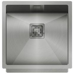 Aquasanita Dera 100 X-T Graphite podgradni sudoper