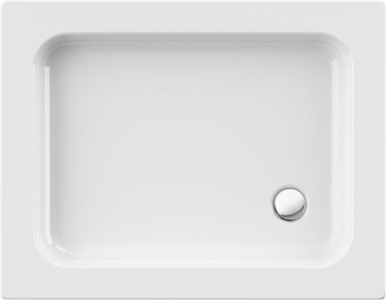 ARMAL LEON Pravokutna tuš kada bez obloge 90x70, 90x75, 100x80 cm