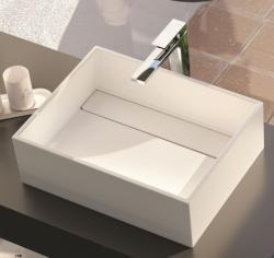 AQG NICE 60 Četvrtasti nadgradni umivaonik, l = 60 cm, različite boje