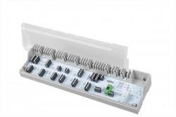 PE-LINE Bazni element za podno grijanje 230V, 10 zona, s modulom pumpe