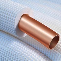 KOREL Bakrene cijevi s izolacijom u kolutu, 0,8 mm