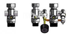 REMEHA Priključni set za modele TZERRA / CALENTA kombi kondenzacijskog bojlera
