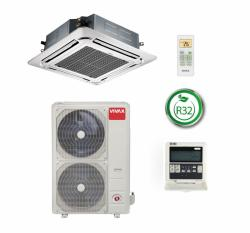 VIVAX COOL 15,8 kW / 18,2 kW R DESIGN ACP-55CC160AERI R32 Kazetni klima uređaj