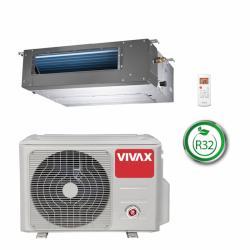 VIVAX COOL 7,03 kW / 7,62 kW R DESIGN ACP-24DT70AERI R32 Kanalni klima uređaj