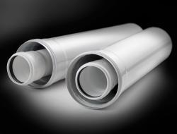 PE-LINE DIMOVOD Cijev s revizijom PPs/Alu, FI 60/100, 310 mm