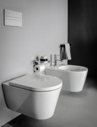 LAUFEN KARTELL Viseća WC školjka bez ruba za ispiranje