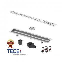 TECE DRAINLINE LINES Set, 700mm, 800mm, 900mm