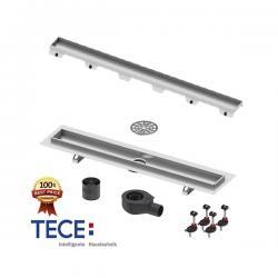 TECE DRAINLINE PLATE II utor za pločice Set, 700mm, 800mm, 900mm