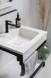 POALGI KILA Samostojeća baza s umivaonikom, 80 cm