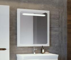ARMAL OBLO, 60x4,5x80 cm i 80x4,5x80 cm, ogledalo