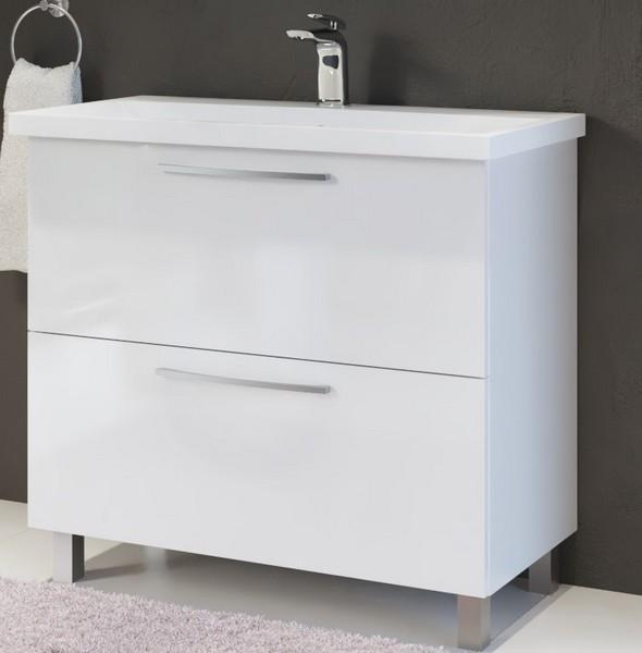 ARMAL SENA, 80x45x83,5 cm, stojeća kupanska baza s umivaonikom