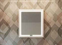 AQUAESTIL TITAN 60/80 ili 100 x6,5x80 cm ogledalo s okvirom, indirektna rasvjeta