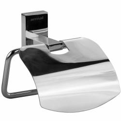 ARMAL FIT, držač wc papira s poklopcem