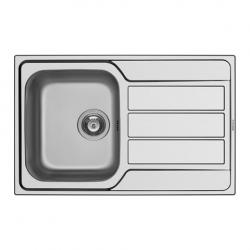 SHR Sudoper Zen 20, silver, nehrđajući čelik