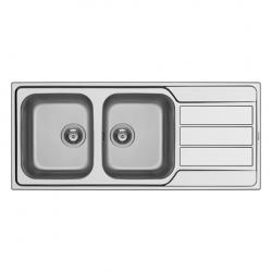 SHR Sudoper Zen Extra 80 Plus, silver, nehrđajući čelik