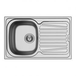 SHR Sudoper Kreta 20, silver, nehrđajući čelik