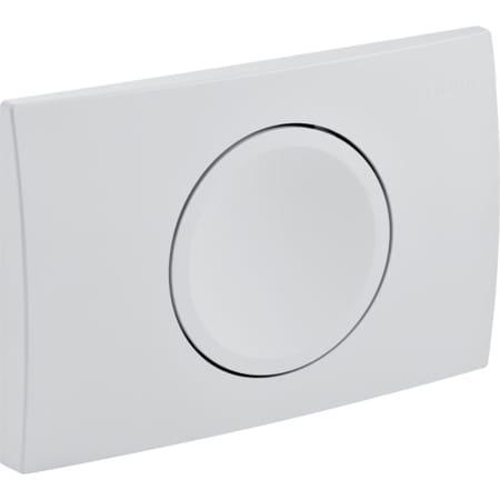 GEBERIT DELTA 11 Aktivacijska tipka za WC, start/stop ispiranje
